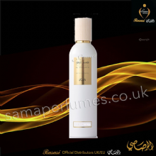 HUMS AL ZOHOOR Parfum D'Ambiance  Velvet Bouquet - 250ml Rasasi UK & EU Distributors